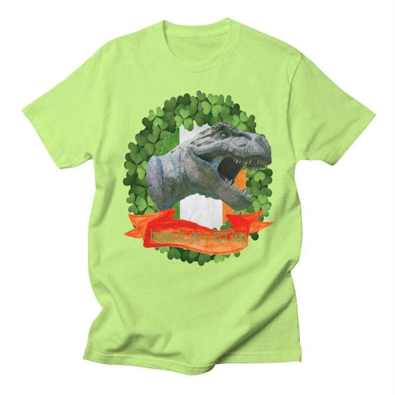 Happy St. Pa-T-Rex Day Men's T-Shirt by The Final Boss