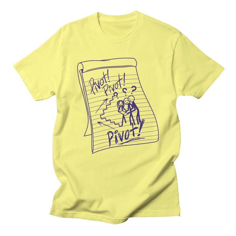 Pivot! Men's T-Shirt by The Final Boss