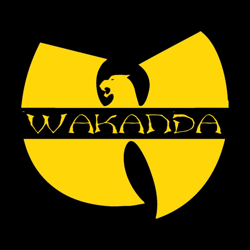 Wakanda Men's T-Shirt by The Final Boss