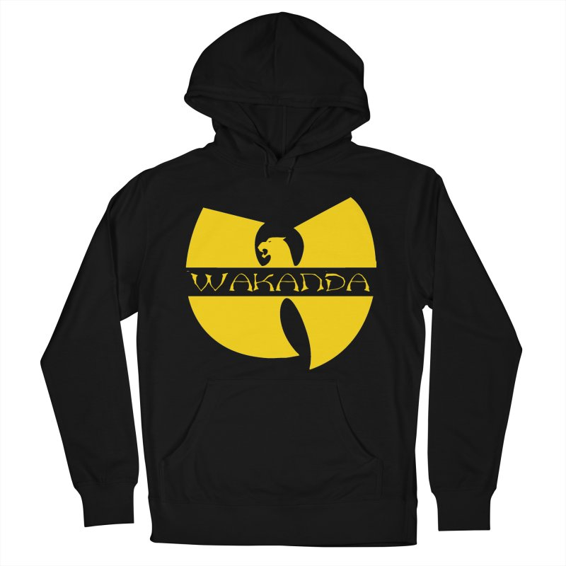 Wakanda Men's Pullover Hoody by The Final Boss