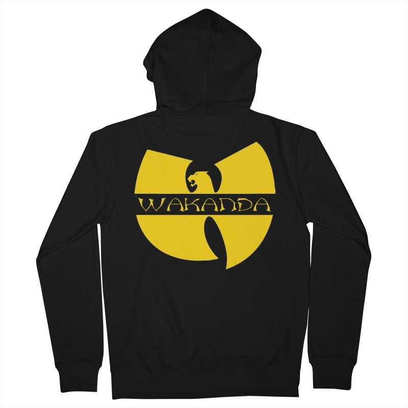 Wakanda Women's Zip-Up Hoody by The Final Boss