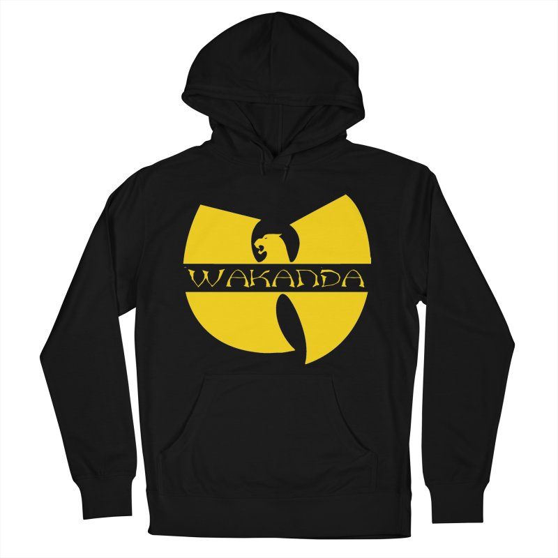 Wakanda Men's French Terry Pullover Hoody by The Final Boss