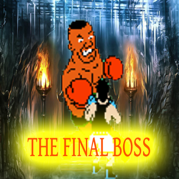 The Final Boss Logo