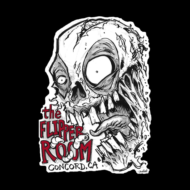 TFR Zombie Women's Tank by The Flipper Room Shop