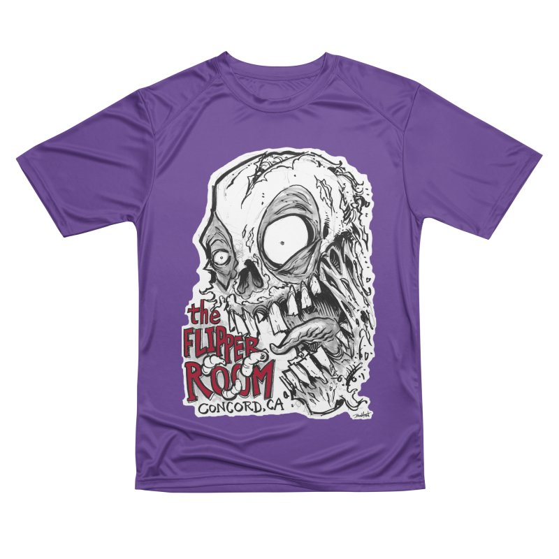 TFR Zombie Women's T-Shirt by The Flipper Room Shop