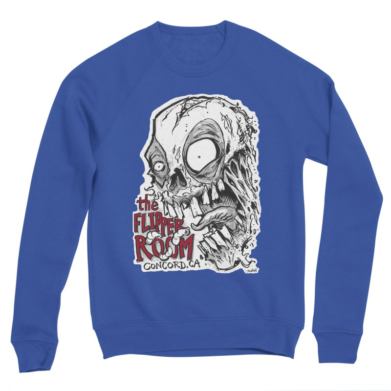 TFR Zombie Men's Sweatshirt by The Flipper Room Shop