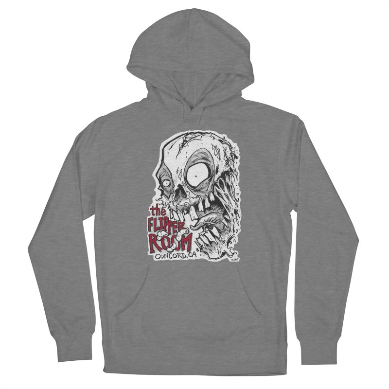 TFR Zombie Women's Pullover Hoody by The Flipper Room Shop