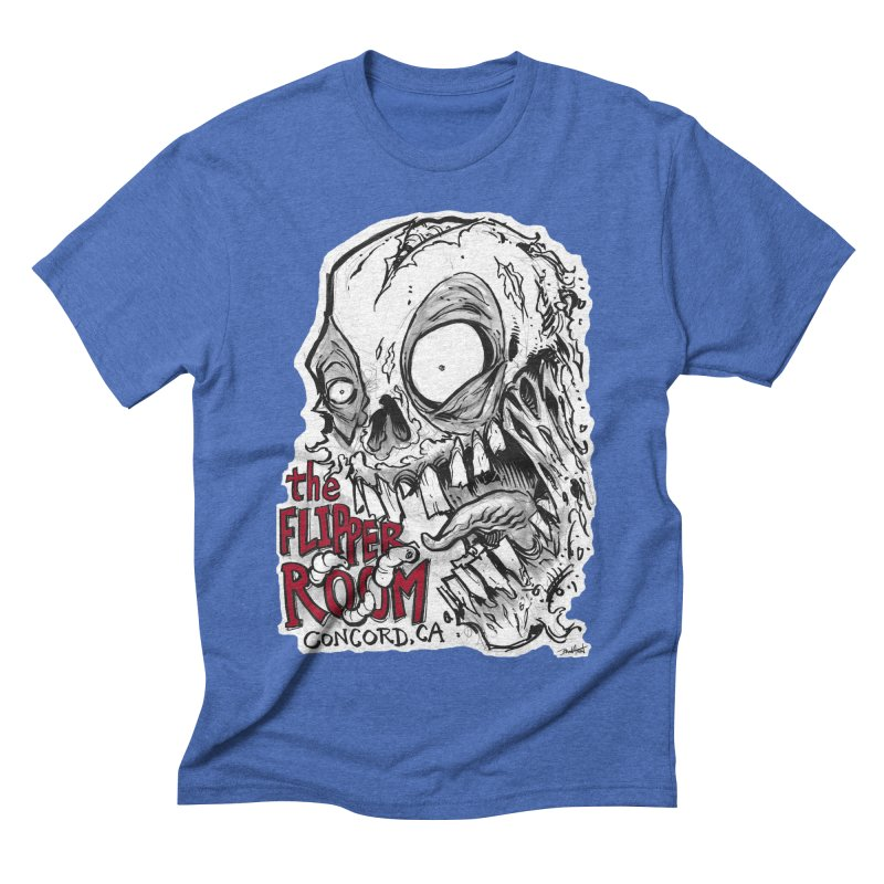 TFR Zombie Men's T-Shirt by The Flipper Room Shop