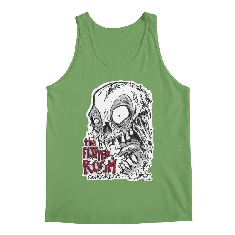 TFR Zombie Men's Tank by The Flipper Room Shop