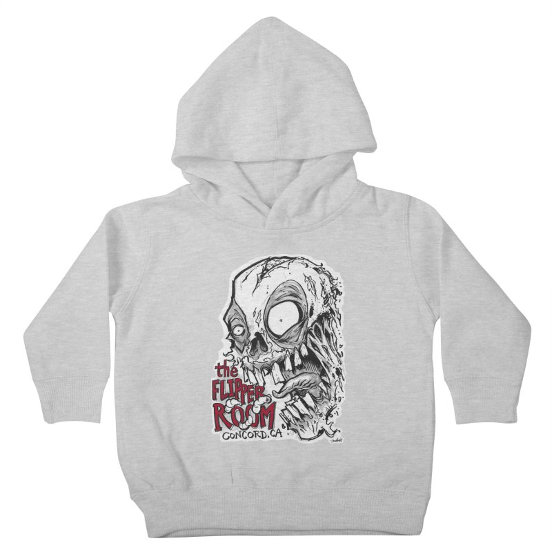 TFR Zombie Kids Toddler Pullover Hoody by The Flipper Room Shop