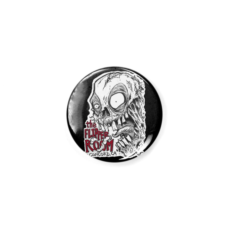 TFR Zombie SWAG Button by The Flipper Room Shop