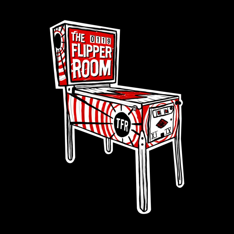 XIIX TFR Pinball Machine Women's T-Shirt by The Flipper Room Shop