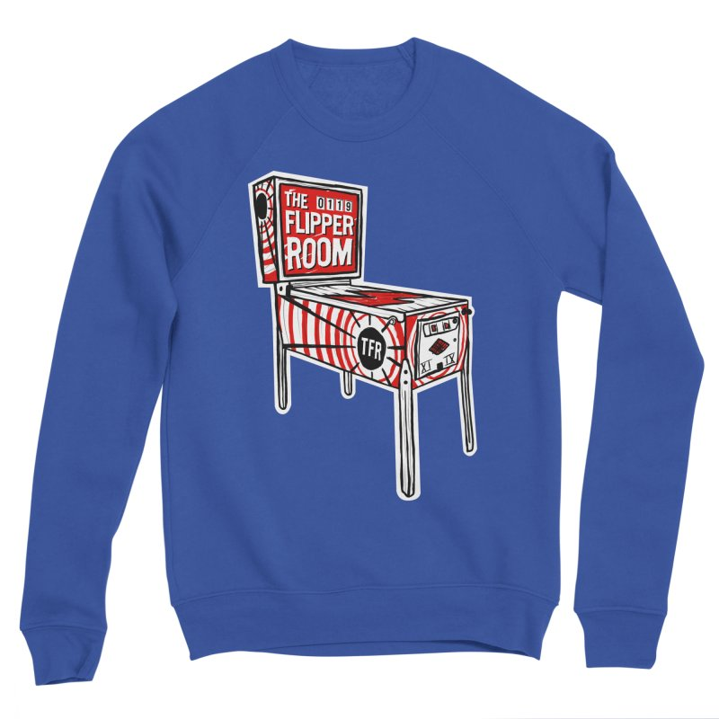 XIIX TFR Pinball Machine Women's Sweatshirt by The Flipper Room Shop