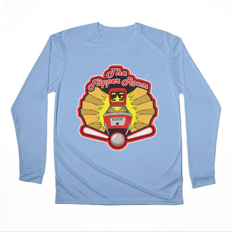 Classic Logo Women's Longsleeve T-Shirt by The Flipper Room Shop