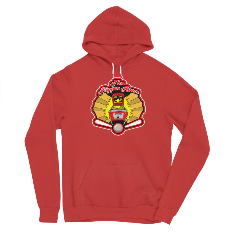 Classic Logo Women's Pullover Hoody by The Flipper Room Shop