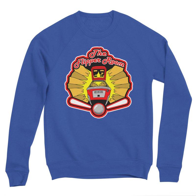 Classic Logo Men's Sweatshirt by The Flipper Room Shop