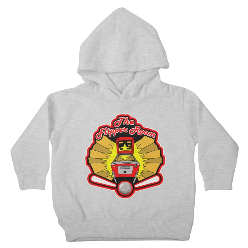 Classic Logo Kids Toddler Pullover Hoody by The Flipper Room Shop