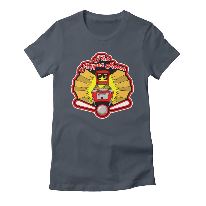 Classic Logo Women's T-Shirt by The Flipper Room Shop