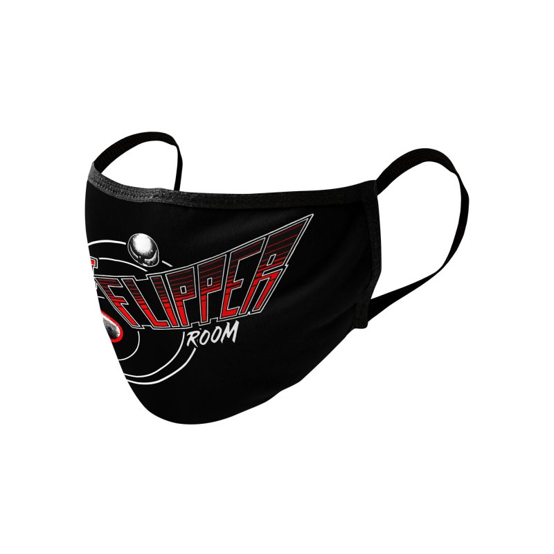 Retro TFR Accessories Face Mask by The Flipper Room Shop