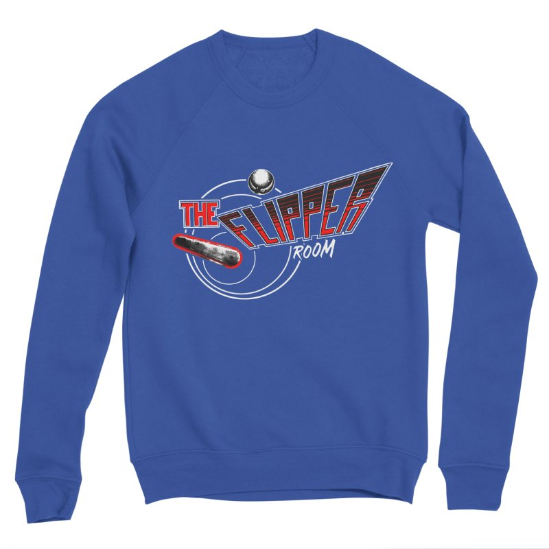 Retro TFR Men's Sweatshirt by The Flipper Room Shop