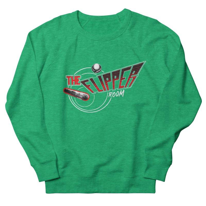 Retro TFR Women's Sweatshirt by The Flipper Room Shop