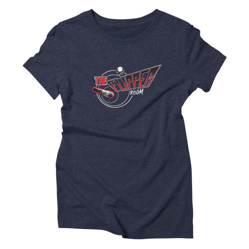 Retro TFR Women's T-Shirt by The Flipper Room Shop