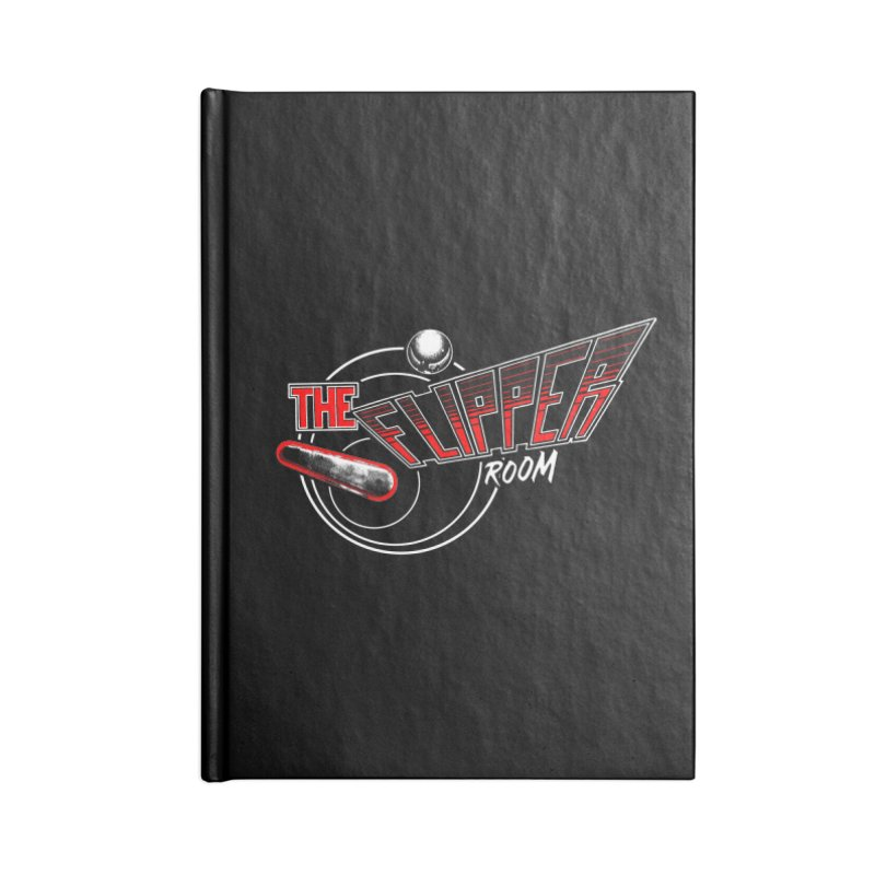 Retro TFR Accessories Notebook by The Flipper Room Shop
