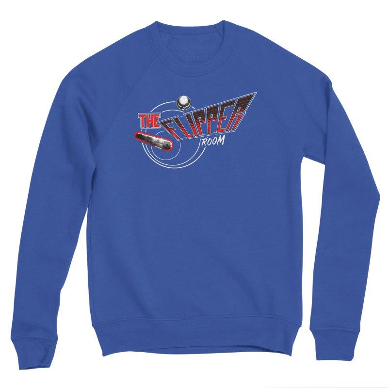 Retro TFR Men's Sweatshirt by The Flipper Room Shop