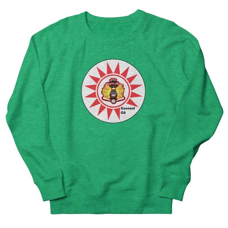 Pop Bumper Cap Women's Sweatshirt by The Flipper Room Shop