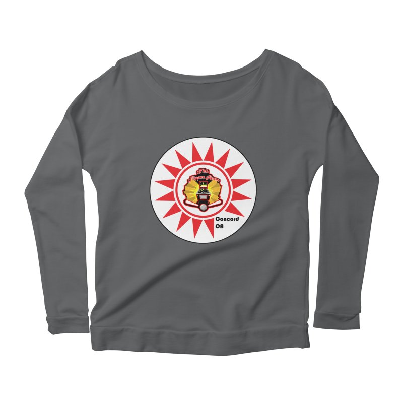 Pop Bumper Cap Women's Longsleeve T-Shirt by The Flipper Room Shop