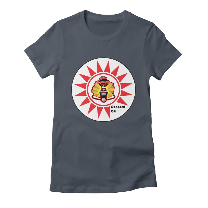 Pop Bumper Cap Women's T-Shirt by The Flipper Room Shop