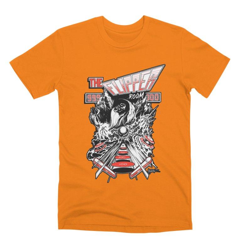 TFR Electrograde Men's T-Shirt by The Flipper Room Shop