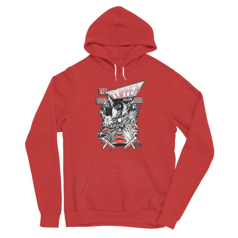 TFR Electrograde Women's Pullover Hoody by The Flipper Room Shop