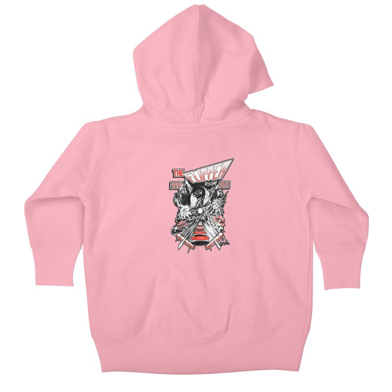TFR Electrograde Kids Baby Zip-Up Hoody by The Flipper Room Shop