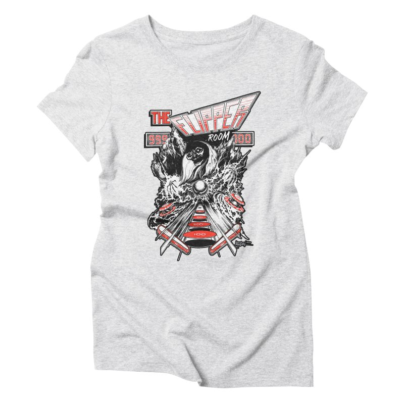 TFR Electrograde Women's T-Shirt by The Flipper Room Shop