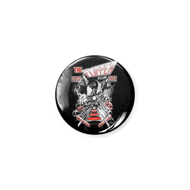 TFR Electrograde Accessories Button by The Flipper Room Shop