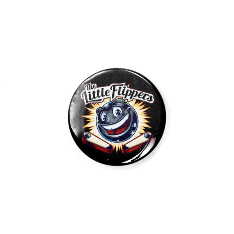 The Little Flippers SWAG Button by The Flipper Room Shop