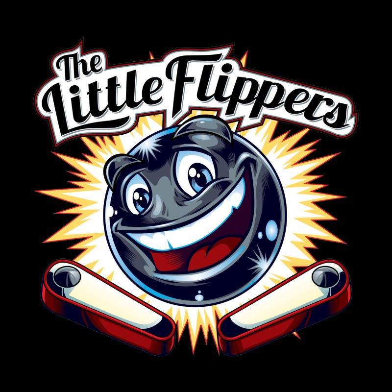 The Little Flippers Women's V-Neck by The Flipper Room Shop