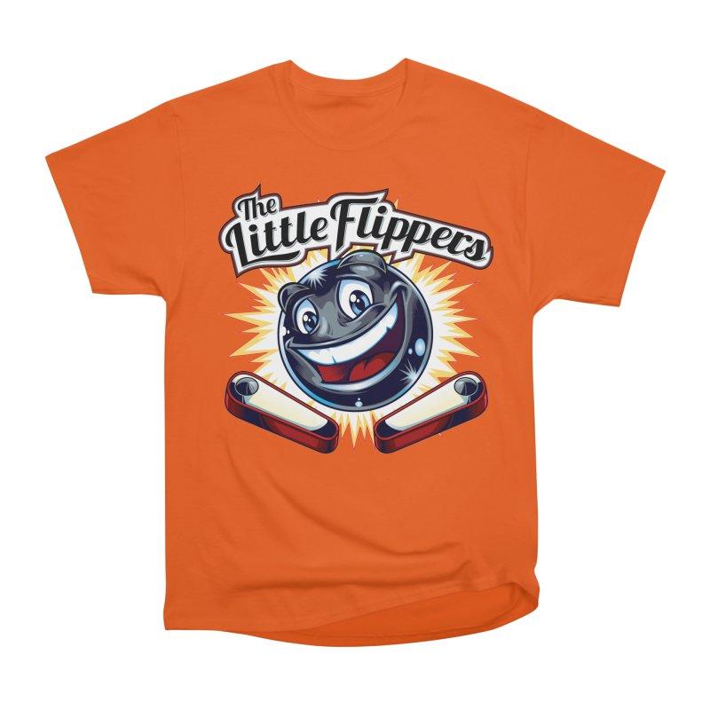 The Little Flippers Men's T-Shirt by The Flipper Room Shop
