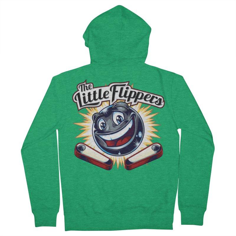 The Little Flippers Women's Zip-Up Hoody by The Flipper Room Shop