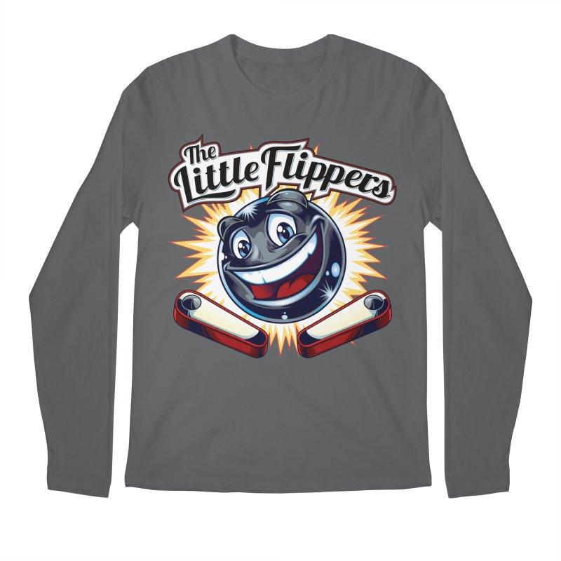 The Little Flippers Men's Longsleeve T-Shirt by The Flipper Room Shop