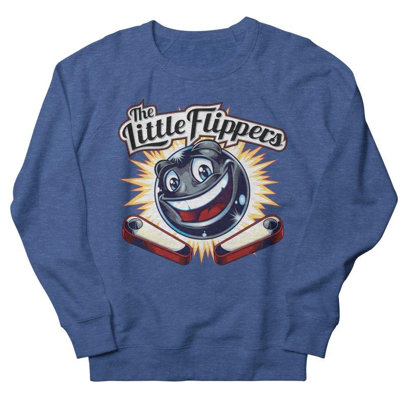 The Little Flippers Men's Sweatshirt by The Flipper Room Shop