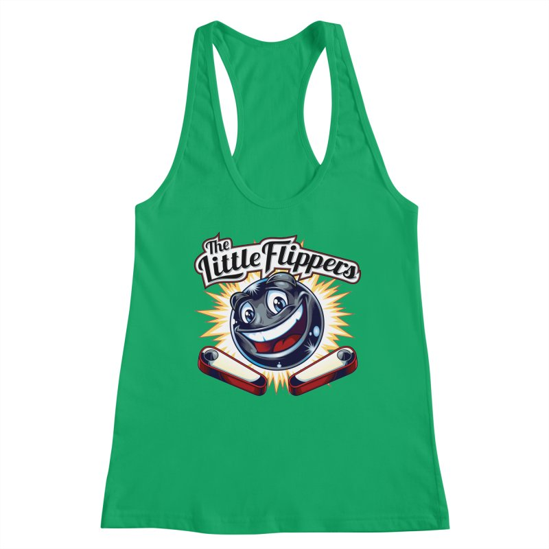 The Little Flippers Women's Tank by The Flipper Room Shop