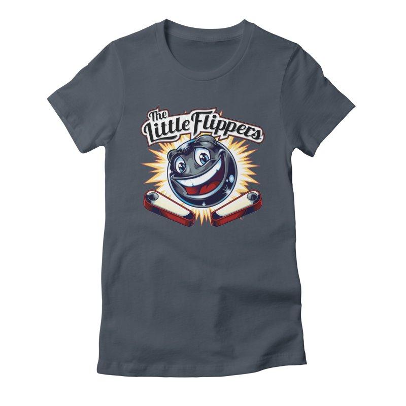 The Little Flippers Women's T-Shirt by The Flipper Room Shop