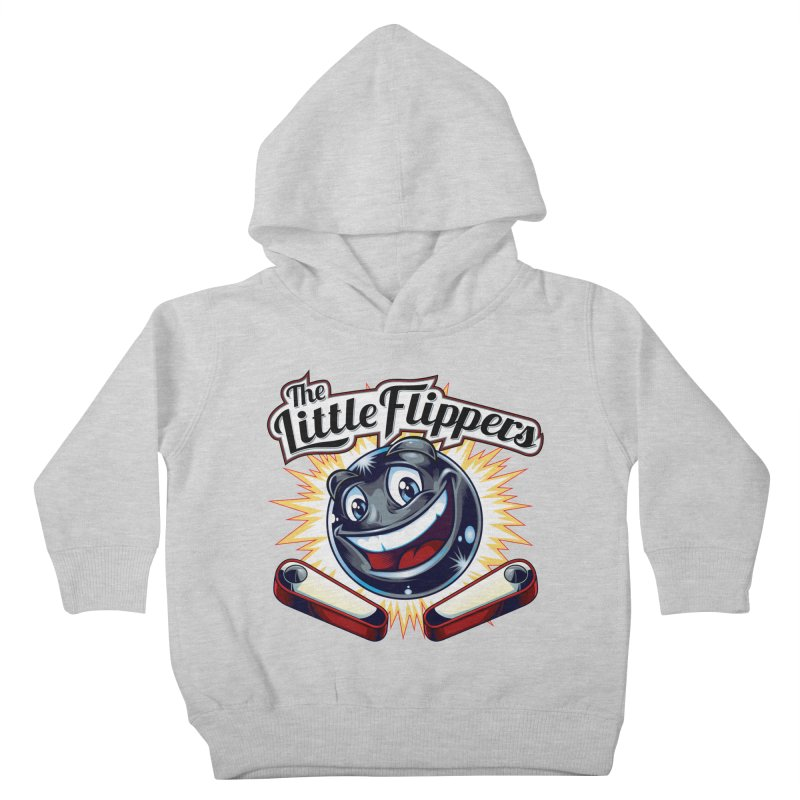 The Little Flippers Kids Toddler Pullover Hoody by The Flipper Room Shop