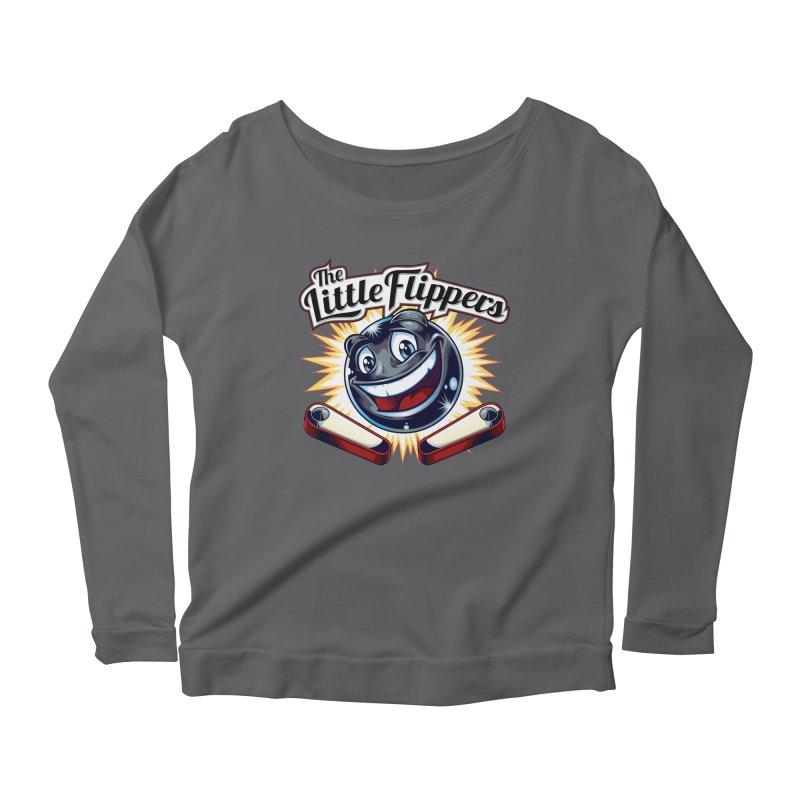 The Little Flippers Women's Longsleeve T-Shirt by The Flipper Room Shop