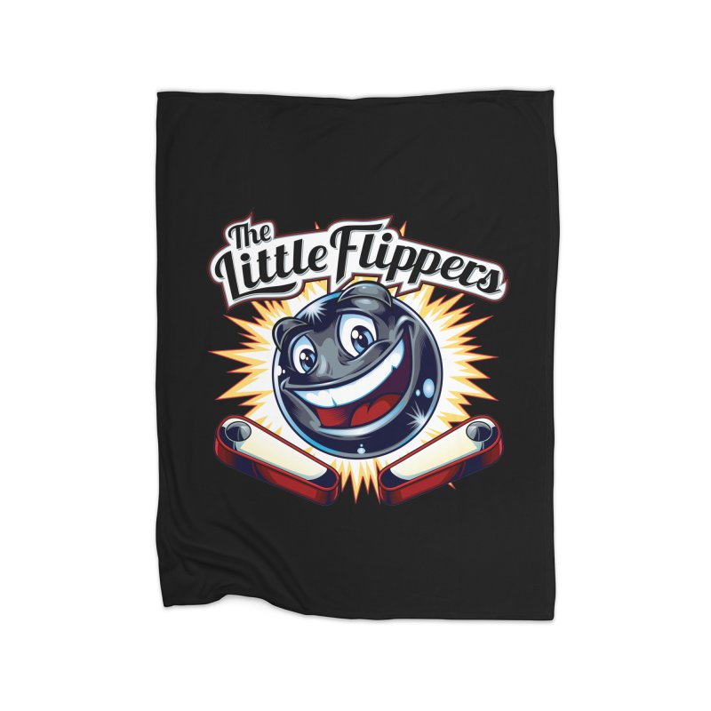 The Little Flippers Home Blanket by The Flipper Room Shop