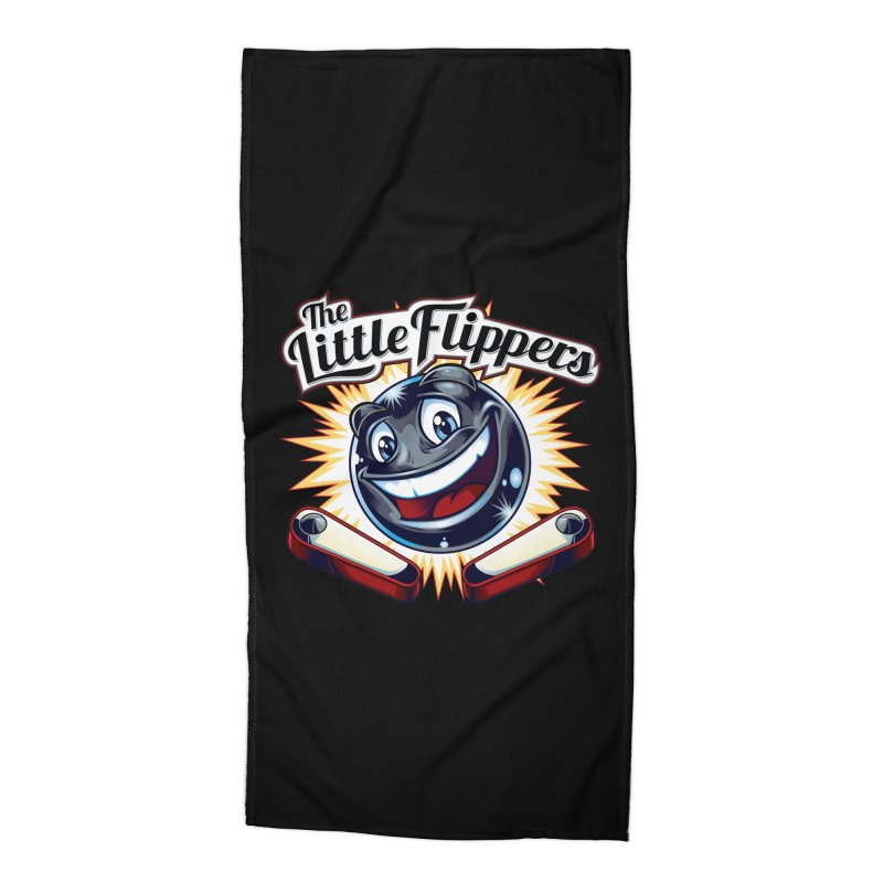 The Little Flippers SWAG Beach Towel by The Flipper Room Shop