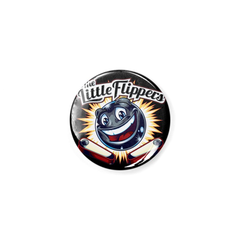The Little Flippers Accessories Button by The Flipper Room Shop