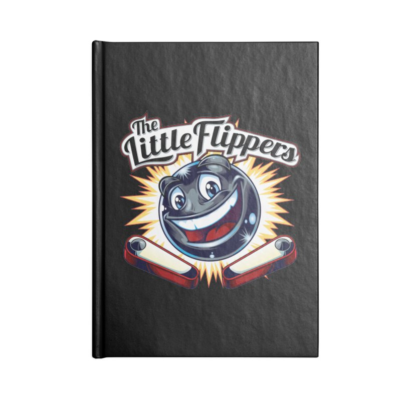 The Little Flippers Accessories Notebook by The Flipper Room Shop